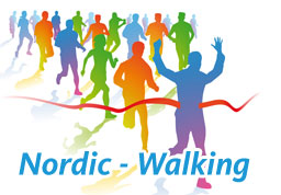 10 km Nordic - Walking/Walking